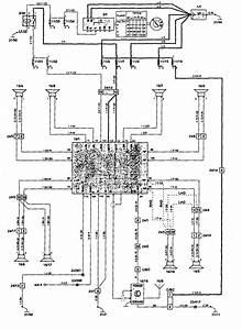 Volvo 850  1995  - Wiring Diagrams - Audio