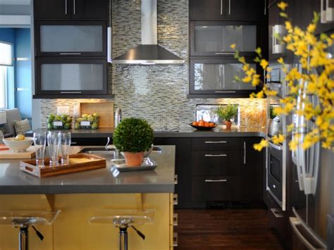 Kitchen Backsplashes  Hgtv