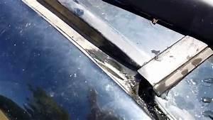 2009 Honda Accord Cabin Water Leak