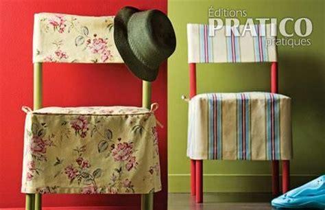 fabriquer une housse pour les chaises plans et patrons