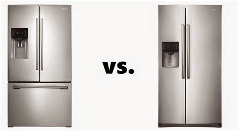 French Door Vs. Side-by-side Refrigerators Christmas Gifts For Parents From Kids Homemade Boyfriends Top Unisex Boys Food Gift 5 Year Old Girl Thoughtful Inexpensive Pinterest Diy