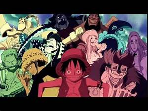 One Piece - 11 Supernovas Theme (Epic Battle Theme) - YouTube