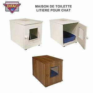 Toilette Chimique Pour Maison : liti re chat maison de toilette dc 440534 difac vente ~ Premium-room.com Idées de Décoration