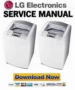 Lg Wf-t1402tp Service Manual And Repair Guide