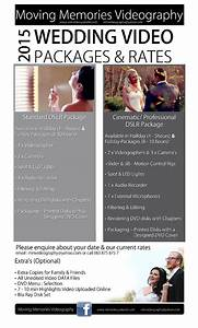 Moving memories videography for Wedding videography packages