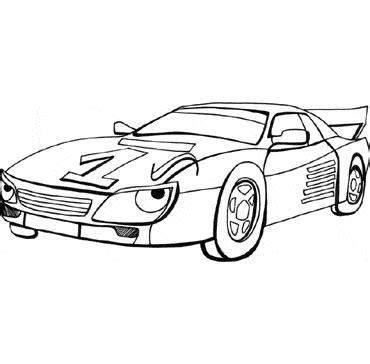 printable sport car coloring pages transportation
