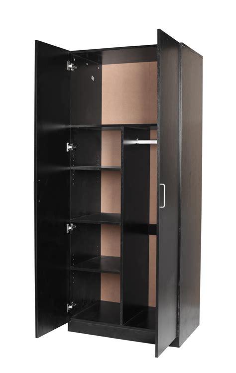 redfern big size combo wardrobe with 2 door 4 shelves