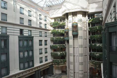 chambre hotel b b blubloggers une nuit au radisson royal hotel à