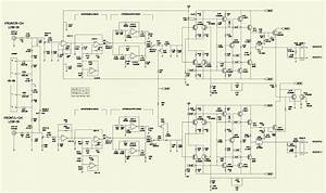 Jbl Da-3504 - Wiring Diagram - Amplifier Schematic