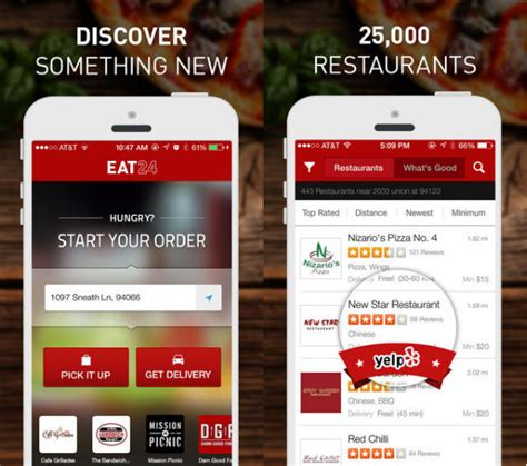 free food apps for iphone the 10 best dining and restaurant apps tech lists