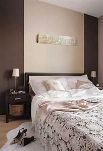 Peinture murale quelle couleur choisir chambre a coucher for Couleur beige peinture murale