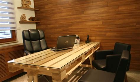 nice desks for home office weekend project 19 diy pallet desks a nice way to save