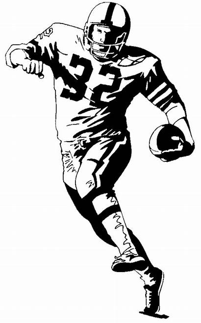 Football Coloring Pages Sheets