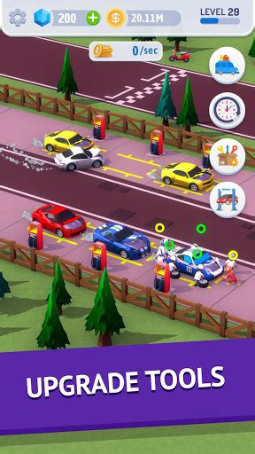 41+ Idle Racing Tycoon Car Game Mod Apk  Background