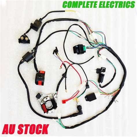Wire Harness Wiring Cdi Assembly Atv Quad