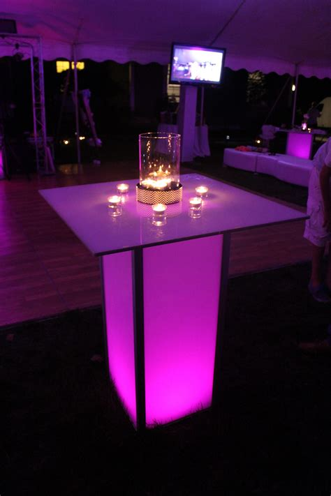 Light Up by New Jersey Light Up Furniture Rental