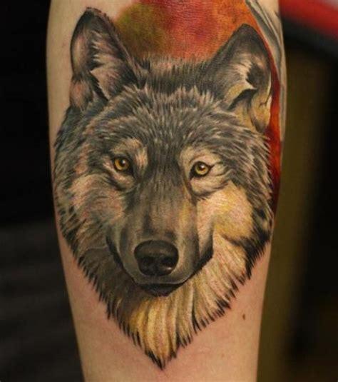 tatouage loup 20 mod 232 les pour un tatouage femme
