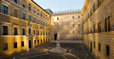 Sede Monte Dei Paschi Di Siena Arte E Banche Monte Dei Paschi Di Siena Artribune