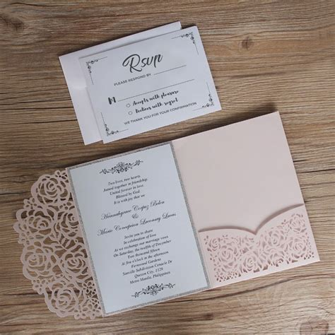 Pin on Popular Wedding Invitations from Aliexpress