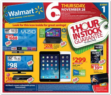Walmart Black Friday Full Ad Leaked $100 Gift Card With Select Smartphone Purchases, $99 Galaxy