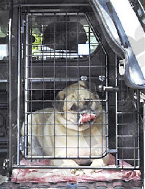cage pour le transport de chien dans 1 up