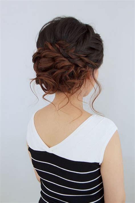 Updo Wedding Hairstyles For Medium Length Hair by 10 Wedding Hairstyles For Medium Length Hair