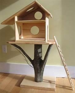 Arbre à Chat Fait Maison : arbre a chat maison ~ Melissatoandfro.com Idées de Décoration