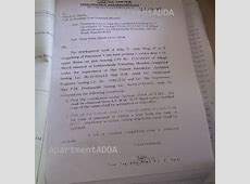 Occupancy Certificate and Campa Cola flats Be Money