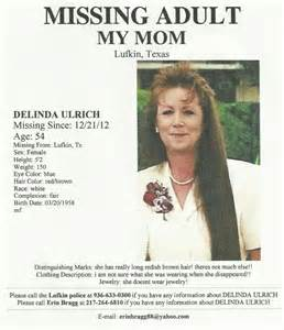 Missing People From Texas