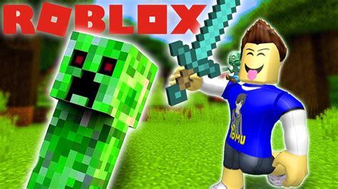 MINECRAFT I ROBLOX - YouTube