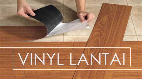 vinyl lantai alternatif  keramik  granit youtube