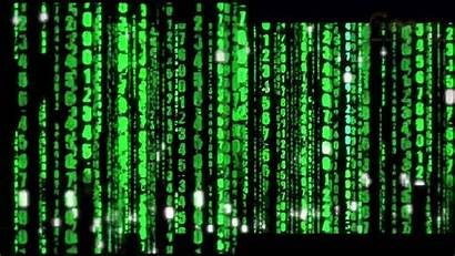 Matrix Background Wallpapers Backgrounds Code Text Motion