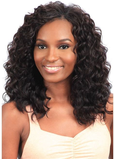 loose deep wave hairstyles model model clean 100 human hair weave loose deep 5 pcs