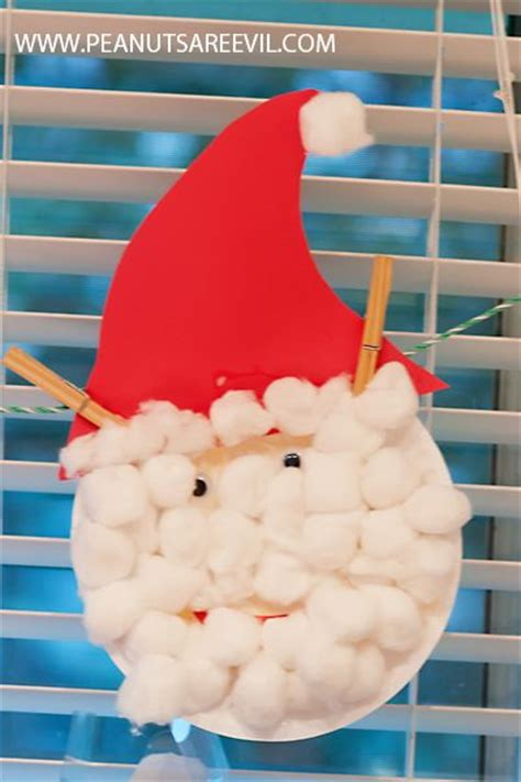 preschool santa crafts 1000 images about cotton crafts on wool 471