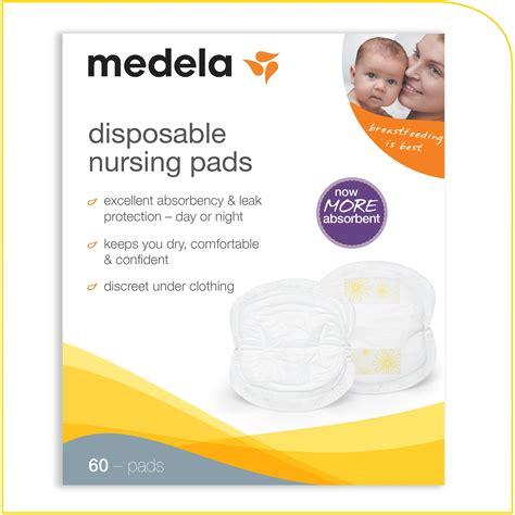 Amazoncom Medela Disposable Nursing Bra Pads 60 Count