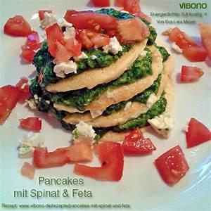 Spinat Und Feta : pancakes mit spinat feta vibono ~ Lizthompson.info Haus und Dekorationen