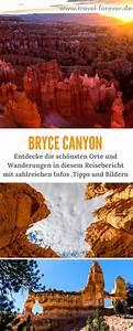 Bryce Canyon Sehenswürdigkeiten : der bryce canyon faszinierende wunderlandschaft in utah westk ste usa ~ Buech-reservation.com Haus und Dekorationen