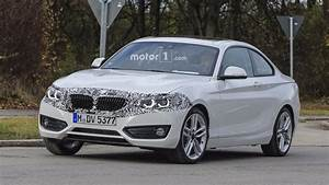 Bmw Serie 2 Coupé : 2018 bmw 2 series coupe facelift caught hiding nip and tuck ~ Melissatoandfro.com Idées de Décoration