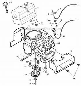 Murray Lawn Mower Parts Diagram Images