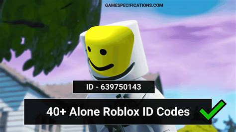 ✅ bypassed audio roblox 2021, roblox bypassed audios 2021, loud roblox ids, roblox bypassed audios подробнее. 40+ Popular Alone Roblox ID Codes 2021 - Game Specifications