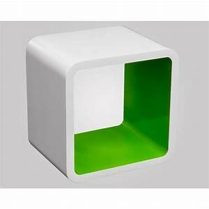 Cube Etagere Bois : etagere murale cube bois id es de d coration int rieure french decor ~ Teatrodelosmanantiales.com Idées de Décoration