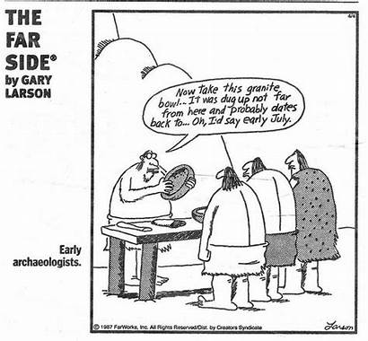 Far Side Larson Gary Cartoon Cartoons Jokes