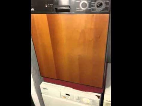 lavatrice miele w989 e lavastoviglie miele g590 contemporaneamente in funzione