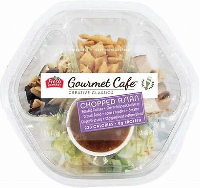 Salad Asian Kit Gourmet Salads Cafe Chopped