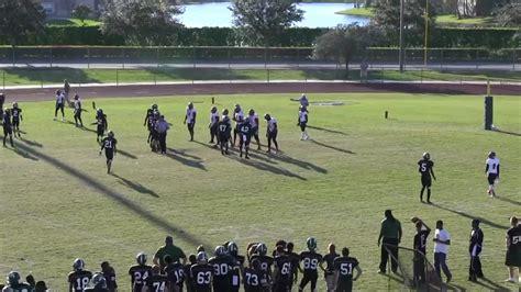 vs Miramar High School Devin Bush Jr highlights Hudl