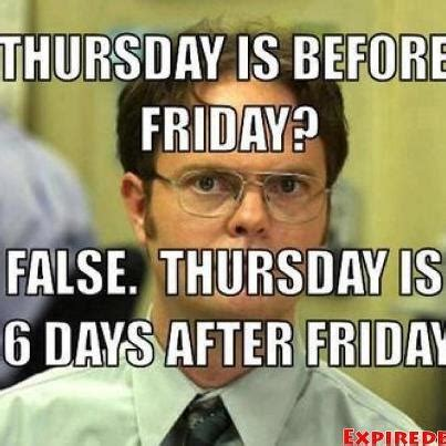 Thursday Funny Memes - 41 best friday eve images on pinterest happy thursday hilarious and sayings