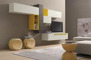 Casa Meuble Tv : meuble rangement mural colombini casa 18 ~ Teatrodelosmanantiales.com Idées de Décoration