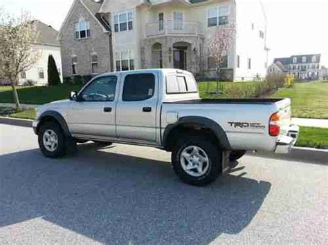 small engine maintenance and repair 2002 toyota tacoma regenerative braking buy used 2002 toyota tacoma 4x4 trd quad cab 4 door sr5 v6 auto 1 owner in middletown delaware