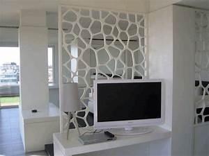 les paravents et claustras en bois pour votre interieur With separation en bois deco interieure