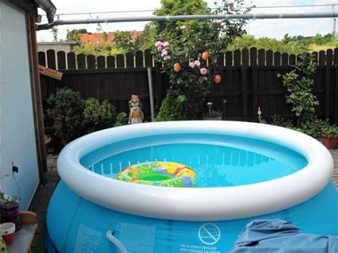Pool Für Terrasse by Terrasse Balkon Hof Mit Kleinem Pool Unser Neues